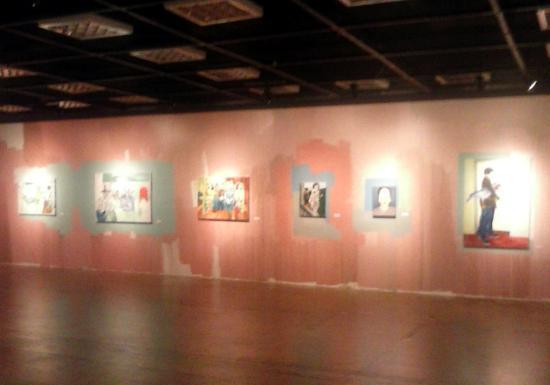 Conjunto Cultural da Caixa - Nelson Rodrigues Theater