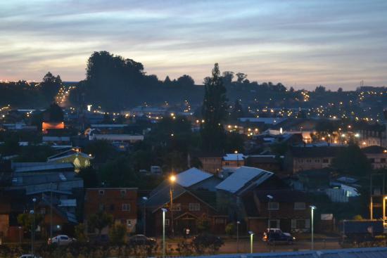 Sonesta Hotel Osorno : Osorno: Vista desde habitación Sonesta