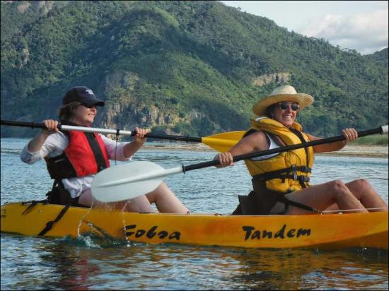 K Bay Kayak & Paddleboard Hire