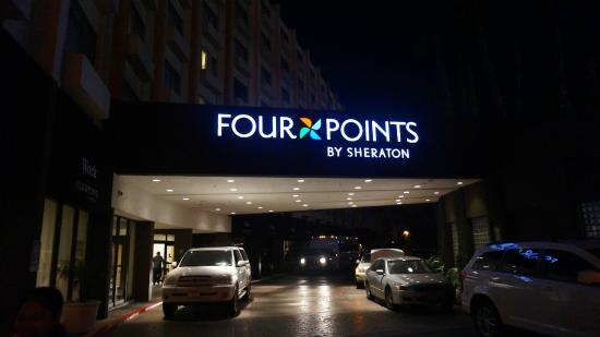 lax four points picture of four points by sheraton los. Black Bedroom Furniture Sets. Home Design Ideas