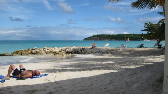 Antigua Picture Of Siboney Beach Club
