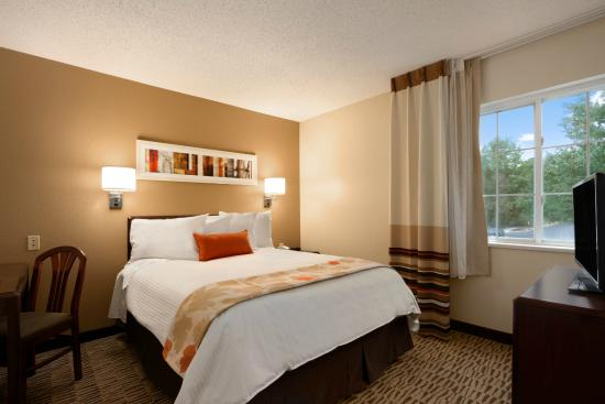 1 Bedroom Suite Picture Of Hawthorn Suites By Wyndham Chicago Schaumburg Schaumburg Tripadvisor