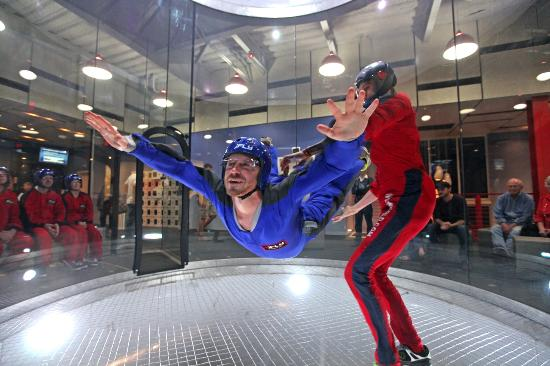 Ifly Va Beach Indoor Skydiving Flyer 1