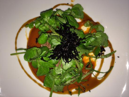 Sutra: Watercress salad