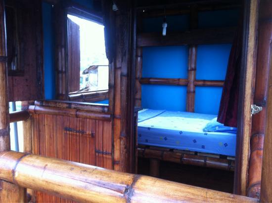 Guacamayo Hospedaje Resto Bar: Habitación matrimonial