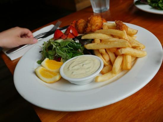 Pepper Tree Restaurant & Bar : Scallops mmmm