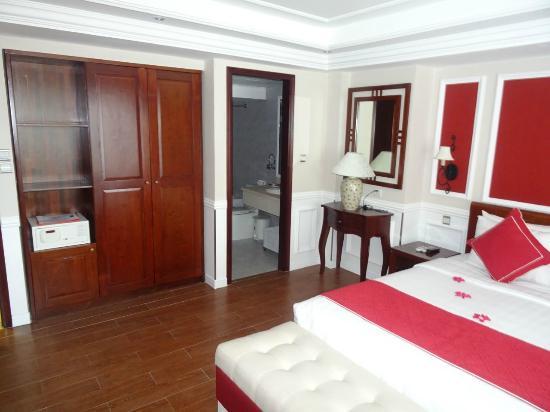 Calypso Suites Hotel: Level 7 Suite