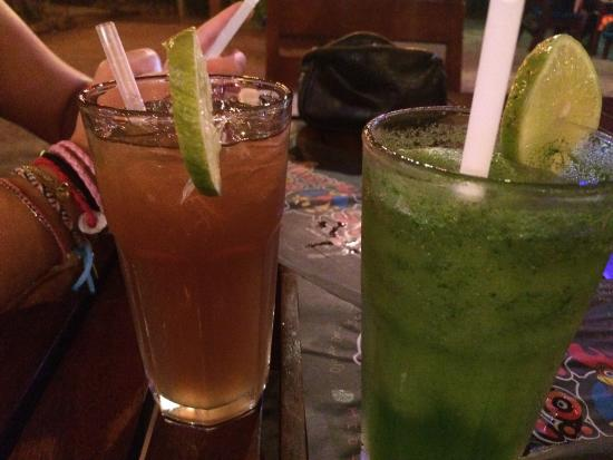 Father Rooster Beachfront Bar & Grill : Amazing drinks !