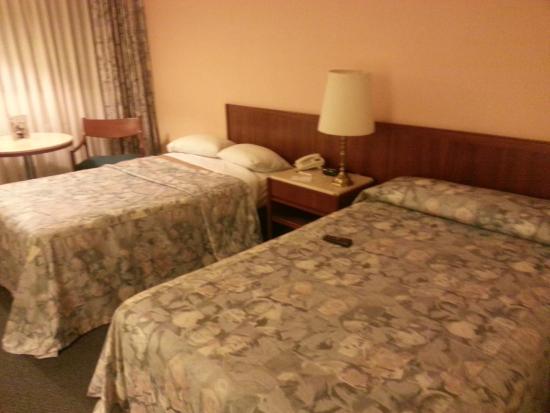 Hotel Bristol: Quarto em que fiquei hospedado