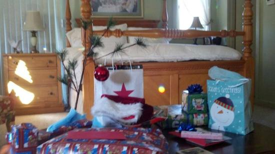 Willow House Cottage Suite: Christmas Getaway