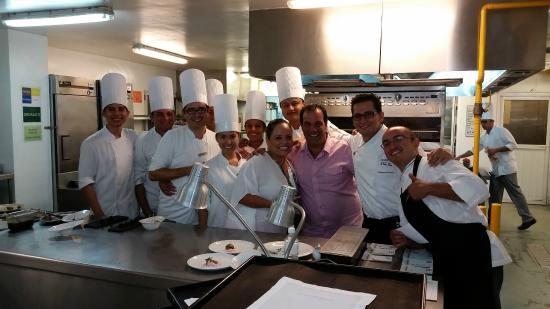 Foto de cocina de autor grand velas rivera maya playa - Cocina de autor ...