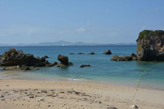 Ikei Beach: 綺麗なビーチがあります