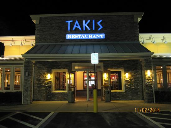 Takis Restaurant: New Location