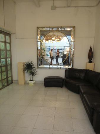 Fornace Mian: Detalhe espelho
