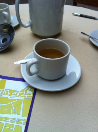 Hostal Quipu Cusco: Coca tea was given whenever you needed it