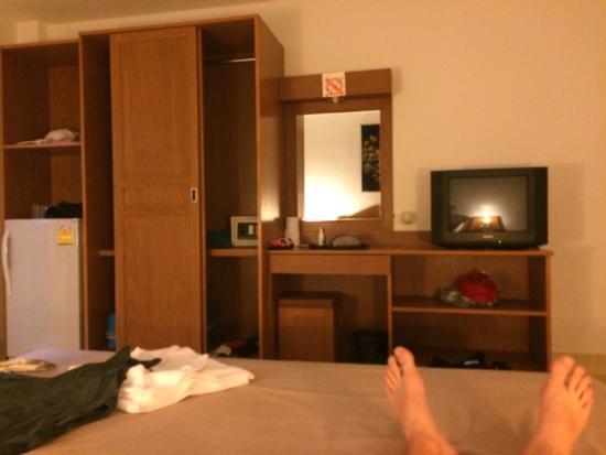 Neeraja Guesthouse : Nice room