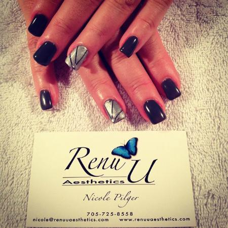 Barrie, Canada: Gel Nails