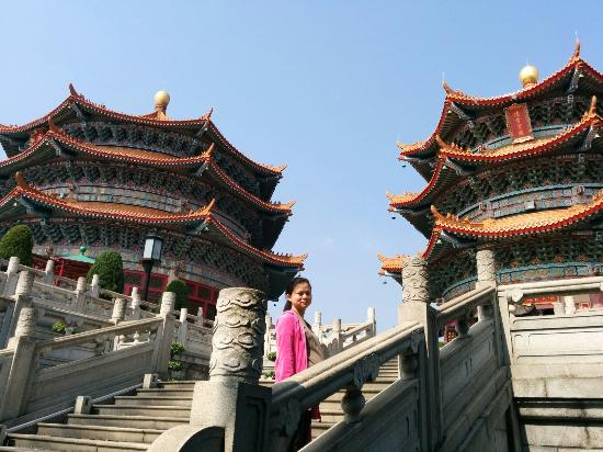 The Yuen Yuen Taoist Temple of Guangdong
