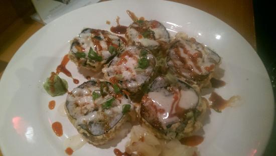 Miyabi Sushi : Tres Amigos!