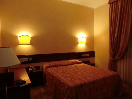 Le Boulevard Hotel : la camera