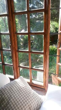 Riverview Spa : My beautiful little reading nook overlooking the gorgeous gardens