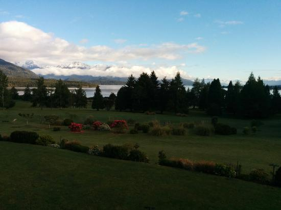 Dock Bay Lodge : View from bedroom