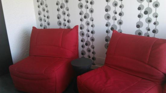 HOTEL LE NAUTIC : Salon Suite