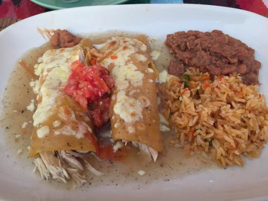 Mike's Tex Mex Restaurant: Aroi mak
