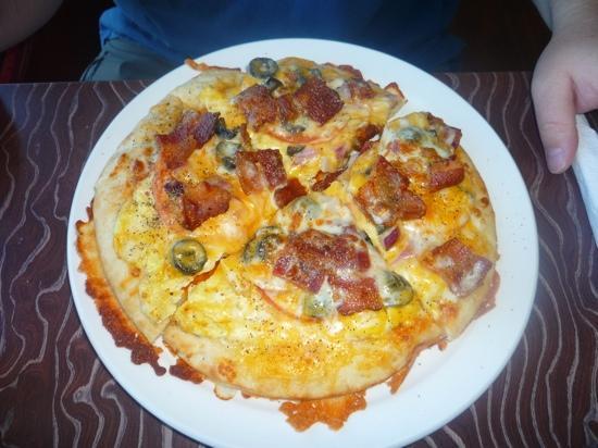 Morning Brew: Breakfast Pizza