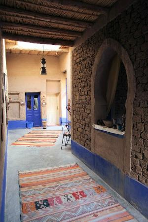 Chez Youssef: Il corridoio centrale