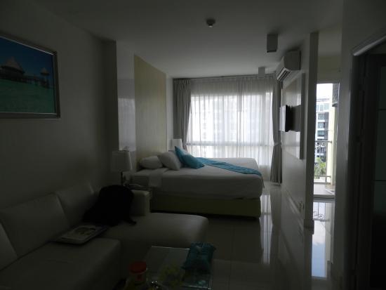 Royal Pavilion Hua Hin: Room Delux suite