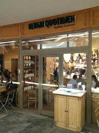 Le Pain Quotidien in KANYON Shopping Mall