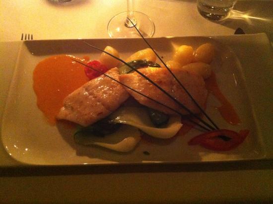 Ristorante Portonovo: Starter Pasta with 1/2 lobster