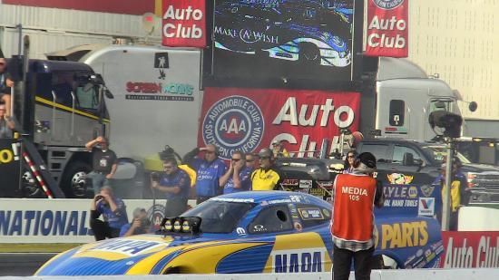 Auto Club Raceway at Pomona