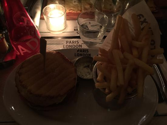 Le Paris London: Panino