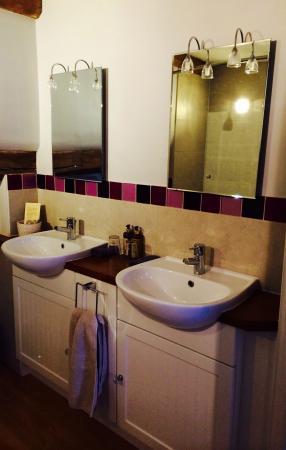 Bathroom with \'mood lighting\' - Picture of Hayden\'s, Rye - TripAdvisor
