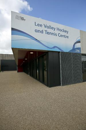‪Lee Valley Hockey and Tennis Centre‬