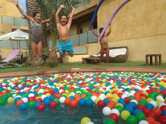 Hotel El Bichet: PISCINA