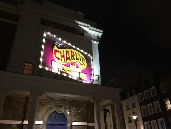 Theatre Royal Drury Lane: Charlie and the Chocolate Factory