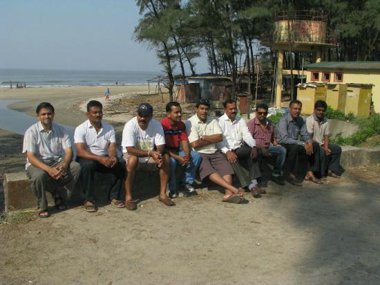 Kashid Beach : samundar  kinare..