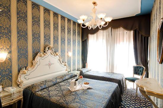 Hotel Belle Arti: Stanza Blu