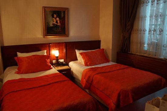 Dilhayat Kalfa Hotel: Twin Deluxe Room