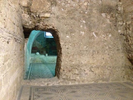 Casa Romana di Vespaia Polla: Stanza
