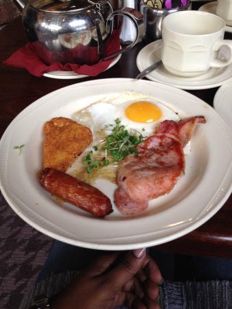The Wilton Pub & Restaurant: Mini breakfast