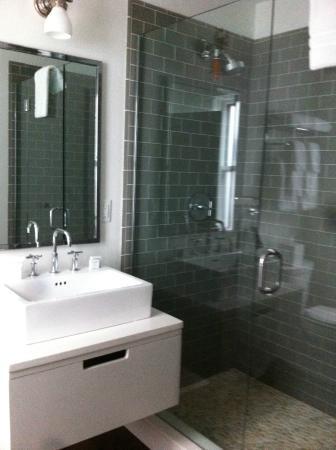 21 Broad Hotel : Vitamin C shower