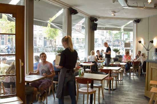 Keuken restaurant open - Open keuken bar ...
