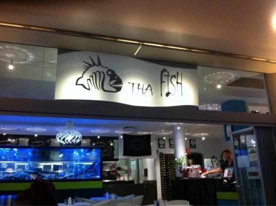 Tha Fish: Restau