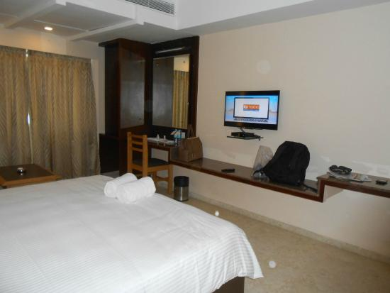 Madurai Residency : room
