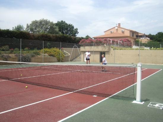 Residence Mare e Sole: tennis