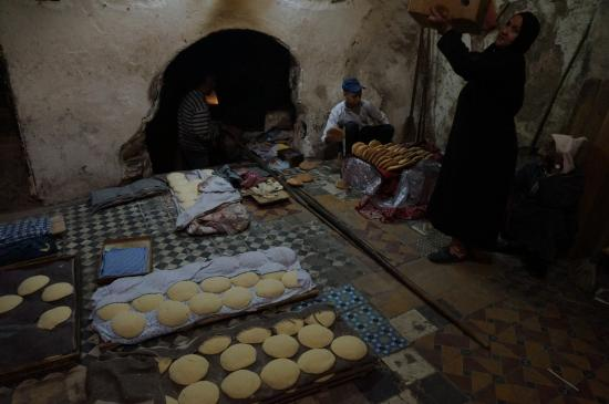 Marrakech Guided Tours: bakery